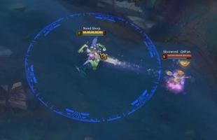 LMHT: Bug khủng giúp Ezreal phát hiện được cả kẻ địch đang tàng hình bằng chiêu E - Dịch Chuyển Cổ Học