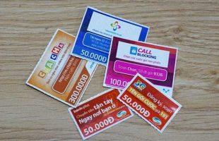 Dỡ 'lệnh giới nghiêm' cho thẻ cào: Doanh nghiệp thở phào