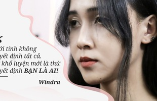 Nữ game thủ FFQ.Windra chính thức lên tiếng sau lùm xùm đòi kiểm tra giới tính của Cube TV