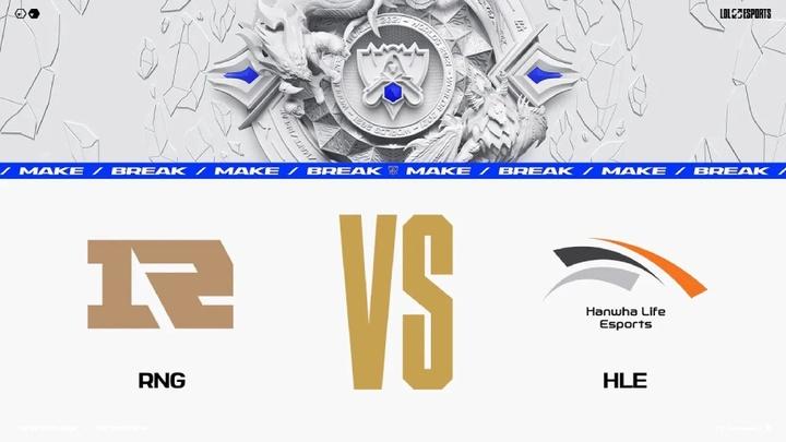 Trực tiếp CKTG 2021 hôm nay 17/10: RNG và HLE tranh ngôi đầu bảng