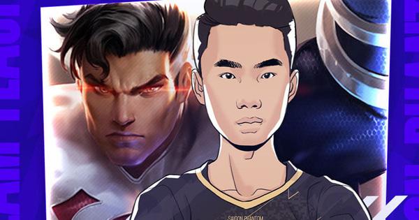 """Thần đồng Yiwei """"gánh kèo"""" giúp Saigon Phantom hủy diệt Team Flash trong trận siêu kinh điển ĐTDV"""