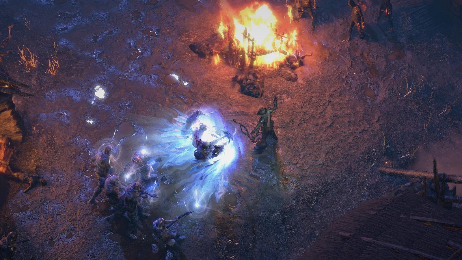 Path of Exile 2 có thể sẽ ra mắt vào năm 2022