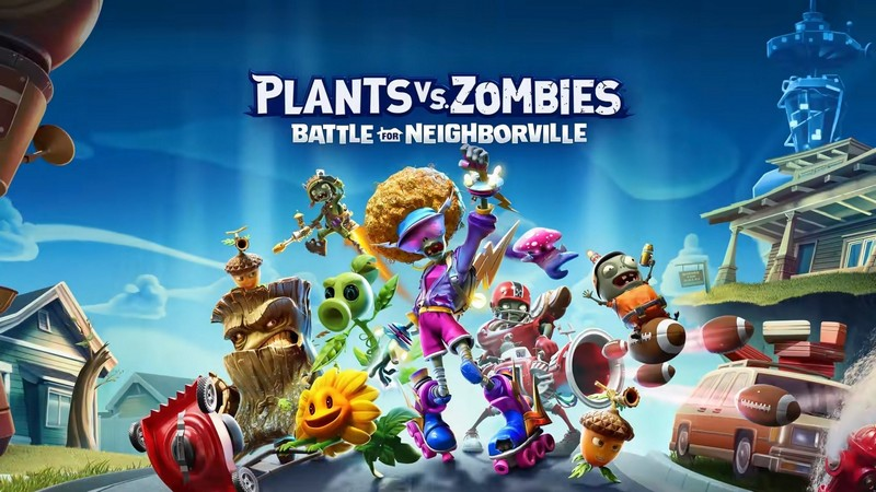 Plants vs Zombies: Battle for Neighborville sẽ sớm có mặt trên Nintendo Switch