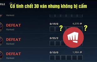 """Riot khiến người chơi thất vọng vì """"ngó lơ"""" hành vi phá game trong Liên Minh: Tốc Chiến"""