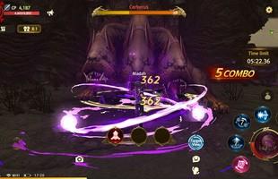 Tựa game mobile hành động đình đám World of Dragon Nest sắp trình làng ở VN