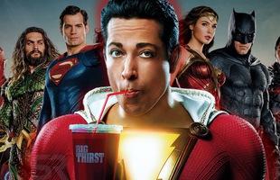 Shazam! và 7 bom tấn siêu anh hùng nhà DC chuẩn bị lên sóng trong tương lai