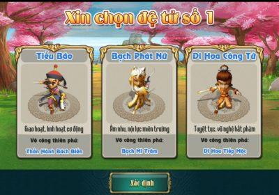 [Trải Nghiệm] Vua Kiếm Hiệp Funtap: Lối chơi chuyên sâu về đội hình, tướng đa dạng từ Cổ Long, Kim Dung, Mã Vinh Thành