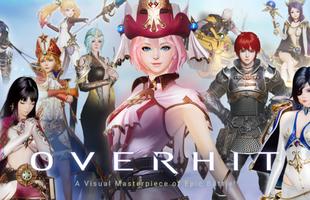Ngắm gameplay mãn nhãn của Overhit - Game mobile đẹp hơn cả PC sắp ra mắt bản quốc tế