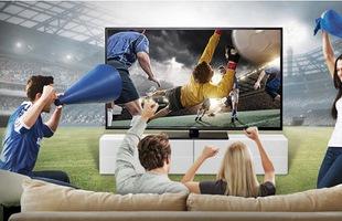Mùa World Cup sắp đến rồi, đây là những chiếc TV 4K rẻ mà ngon cho game thủ chơi FIFA, PES và xem bóng đá tuyệt vời