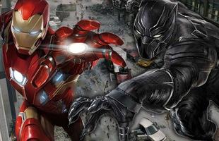"""Nếu Iron Man """"chiến"""" Black Panther: Ai sẽ là người chiến thắng?"""