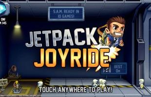 Jetpack Joyride: Tựa game mobile Rambo thời 4.0 siêu hấp dẫn