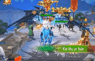 [Video] Chi tiết 16 phút gameplay Tân Thiên Hạ: Đẹp, lạ, đã mắt, PK xoay 360 độ khá là phê