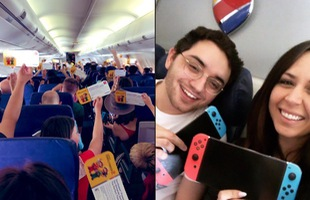 Hàng trăm chiếc Nintendo Switch vừa được phát miễn phí 100% và đây là những game thủ may mắn nhất thế giới