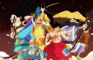 Spoiler One Piece 949: Luffy bị nhiễm dịch bệnh... khi hạ đám tay chân của Queen và nắm quyền kiểm soát nhà tù
