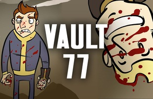 Những căn hầm thí nghiệm kinh dị nhất xuất hiện trong game huyền thoại Fallout (P.2)
