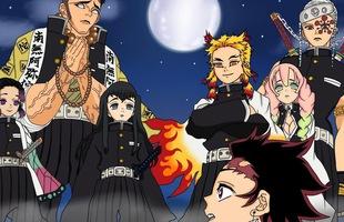 Kimetsu no Yaiba: Trụ cột là ai và vì sao những nhân vật này lại được yêu thích nhất truyện?