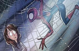 """Các siêu anh hùng DC và Marvel được vẽ theo phong cách """"kì dị"""" của Tim Burton thì sẽ như thế nào?"""