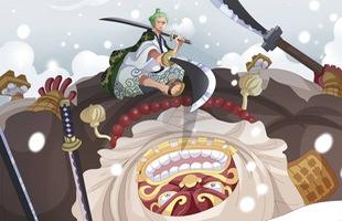 One Piece: Gyukimaru sẽ sớm bị Zoro thu phục... để cung cấp vũ khí cho quân phản loạn