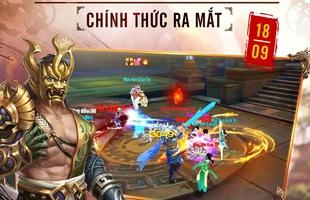 Tần Hoàng Lăng và Trân thú cấp 85, sức hút mới của Tân Thiên Long Mobile