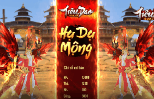 Tiêu Dao Mobile: gMO bối cảnh hậu Thiên Long Bát Bộ chính thức mở tải, cơ hội đăng nhập nhận ngay VIP 10!
