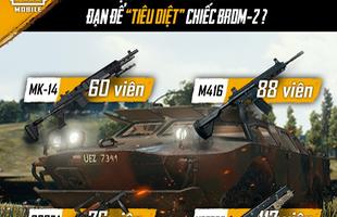 """Vì sao game thủ PUBG Mobile Việt lại """"chê tơi tả"""" quái thú BRDM-2"""