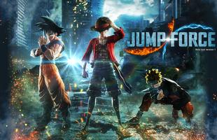 Jump Force là game xịn hay game dở? Hãy theo dõi trận đấu này để tự ra kết luận cho bạn