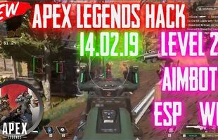 Apex Legends khẳng định đã ban tới 16.000 kẻ dùng hack, nếu không thì đã nát ngay từ đầu rồi