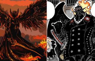 """One Piece: Top 10 đại diện cao nhất của các Tứ Hoàng, toàn hàng khủng với """"máu mặt"""" (P2)"""