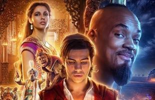 """Đánh giá sớm Aladdin: Một tuyệt phẩm của dòng phim chuyển thể, Thần Đèn """"xanh lét"""" hóa ra lại là soái ca vạn người mê"""