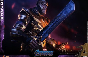 """Hé lộ bí mật về thanh """"bảo đao"""" của Thanos trong Avengers: Endgame, và nó sẽ mở ra tương lai của vũ trụ Marvel"""