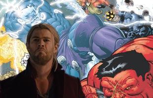 6 siêu anh hùng từng trở thành Hulk trong comics