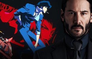 Nam diễn viên thủ vai John Wick hóa ra cũng là 1 fan cuồng anime Nhật Bản đấy!