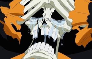 """One Piece: Oda tiết lộ sự thật """"ấm lòng"""" về việc tuy là bộ xương khô nhưng Brook vẫn có thể khóc"""