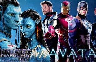 """Quyết tâm """"khô máu"""" với Avatar, Endgame tung ra phiên bản 2 với nhiều phân cảnh mới"""