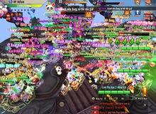 Mâu thuẫn khi săn Boss, 2 bang Top kéo lên đỉnh Tuyết Sơn... đánh nhau tan nát 300 hiệp, cả server nín thở