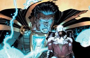 """Tiêu điểm Comics tháng 10: Black Adam và """"Shazam Who Laughs"""" đại chiến"""