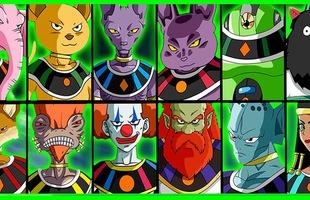 Dragon Ball Super: Sắp xếp sức mạnh của các thần hủy diệt, Beerus có phải là người mạnh nhất? (Phần 2)
