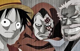 One Piece: Tìm hiểu mối quan hệ giữa cha con Monkey D. Dragon và Monkey D. Garp