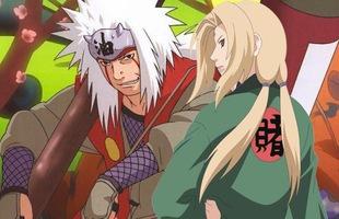 Những điều thú vị ít ai để ý về cặp đôi Jiraiya và Tsunade (P.1)