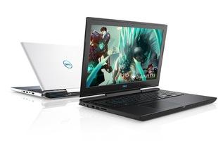 Laptop chơi game Dell G3 và G7 -
