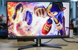 Trải nghiệm Viewsonic VX2758-P-MHD: Màn hình chơi game to, nhanh mà giá lại vừa phải chỉ 7 triệu đồng