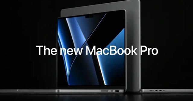 Chiếc MacBook Pro mạnh mẽ nhất của Apple