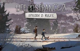Life Is Strange 2 hé lộ ngày ra mắt Episode 2 và cốt truyện