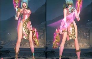 Liên Quân Mobile: Garena sẽ hút cạn vàng của game thủ với Violet Hồng Pháo Hoa?