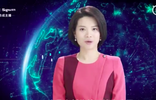Trung Quốc ra mắt nữ phát thanh viên ảo chạy bằng AI đầu tiên trên thế giới (lần trước là nam)