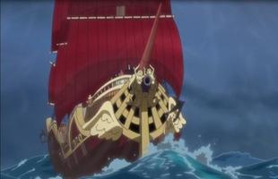Bí ẩn One Piece: Tàu Oro Jackson của cựu Vua Hải Tặc Gol D. Roger hiện đang ở đâu?