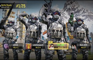 Call of Duty Mobile phiên bản VN do VNG phát hành chính thức mở đăng ký sớm