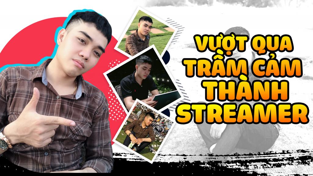 Kẹo Ngọt - Chàng trai thoát khỏi căn bệnh trầm cảm nhờ livestream