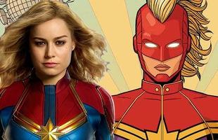 Captain Marvel: 8 điểm khác biệt giữa phiên bản điện ảnh và comics về nữ siêu anh hùng mạnh nhất MCU