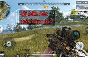 Rules of Survival: Những việc cần làm khi bị đối thủ dùng sniper bắn lén từ xa